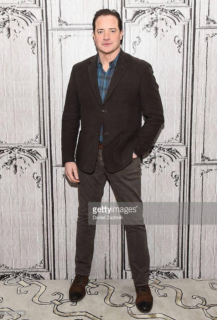 Brendan James Fraser 12-14-2016