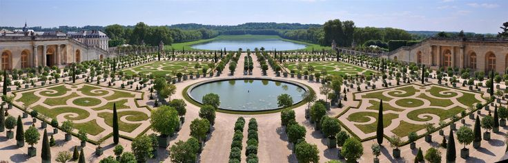 French garden - Versailles