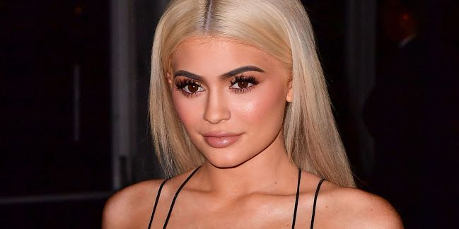 Kylie Jenner Has Launched Her Music Career Right Under Your Nose elle.com You've probably already heard one of her songs and didn't realize it.