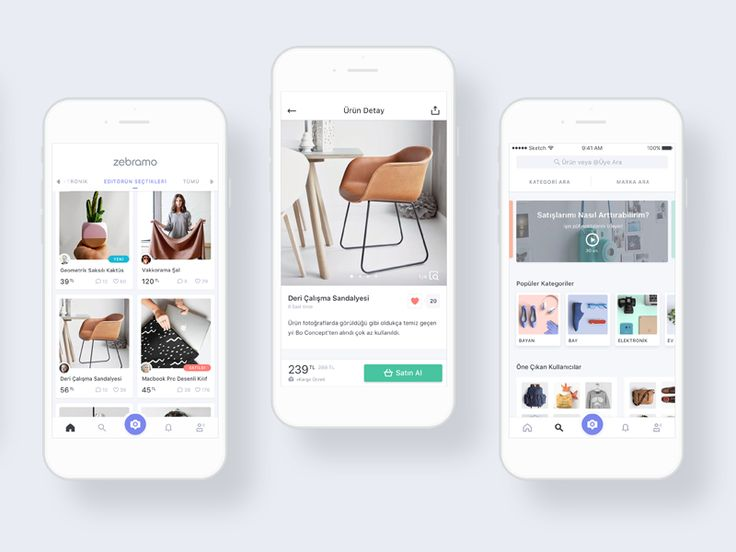 Zebramo Shopping by Murat Gursoy #Design Popular #Dribbble #shots