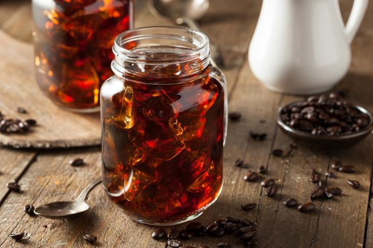 Is Cold-Brew Coffee Actually Healthier For You?