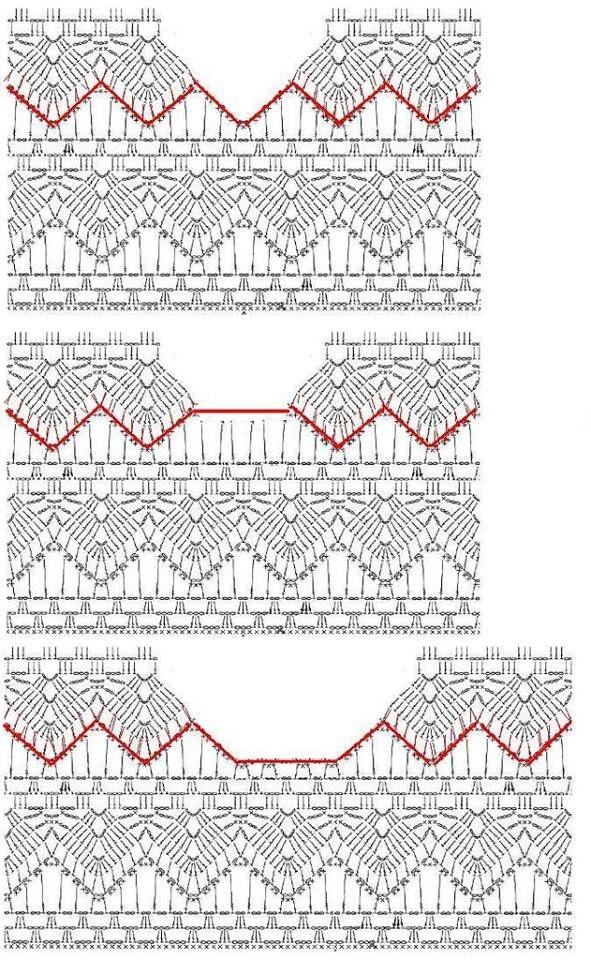 Leg Warmers Crochet Designs 39N More My Projects t
