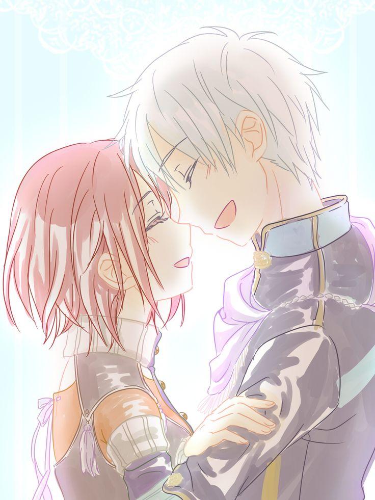Zen Wistalia y Shirayuki ~ Akagami no Shirayuki-hime (Shoujo, Romance, Histórico, Fantasía, Drama)