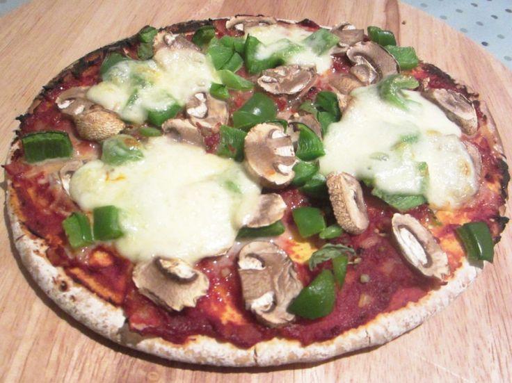 Gezonde glutenvrije pizza | Miss Glutenvrij