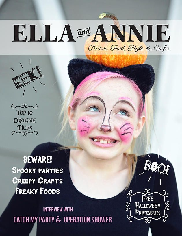 Ella and Annie Magazine: Parties, Food, Style   Ella and Annie Magazine Fall 2014: Issue 2