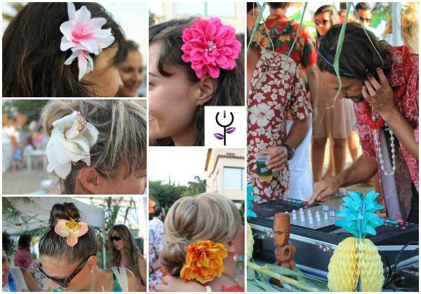 Farwaii, fiesta hawaiana | Diario de la Negra Flor