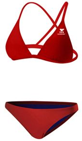 TYR Lifeguard Swimsuits - Workout Bikini - Metro Swim Shop