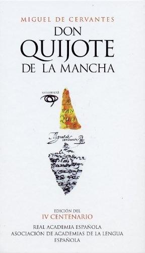 Don Quijote de la Mancha by Miguel de Cervante book