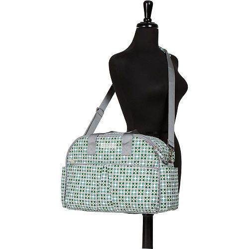 Bumble Erica Carryall - Lucky Clover from Bumble Collection - The Bump Baby Registry Catalog