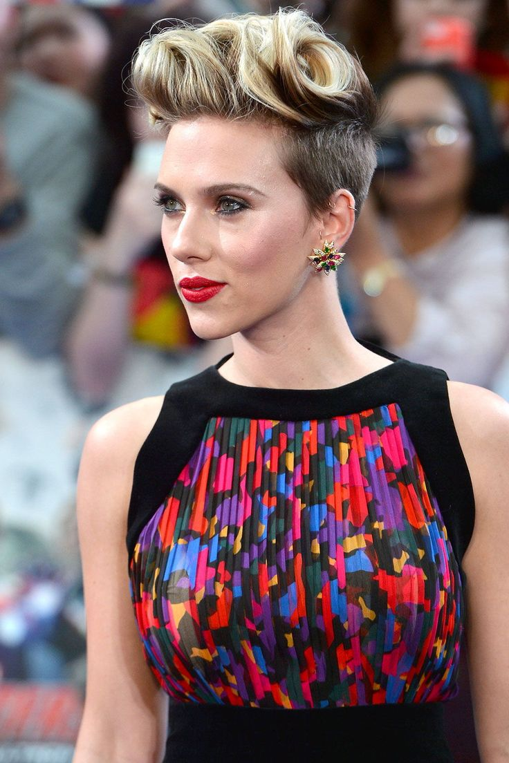 Looking for short celebrity hairstyles? These are the