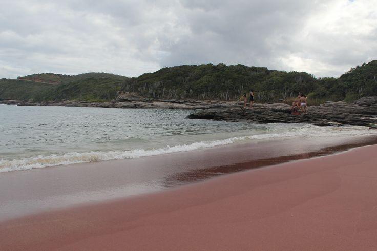 Playa do Forno, Búzios Brasil