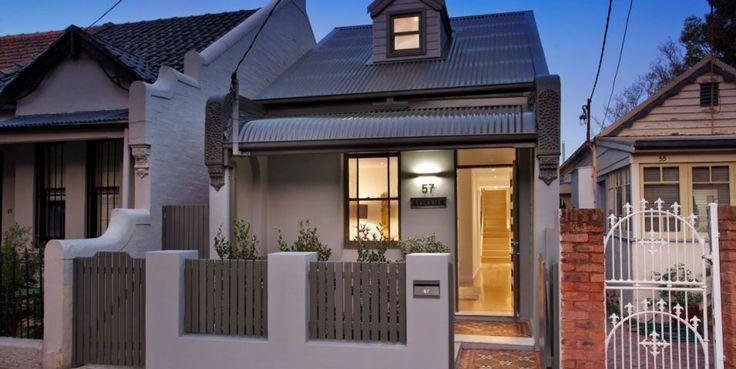 Elegant facade, freestanding period home, abundance of natural light, low maintenance landscaped gardens, extensively rebuilt in 2015