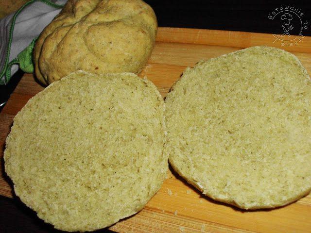 Gotowanie...to proste!: Kajzerki Z Mąką Dyniową