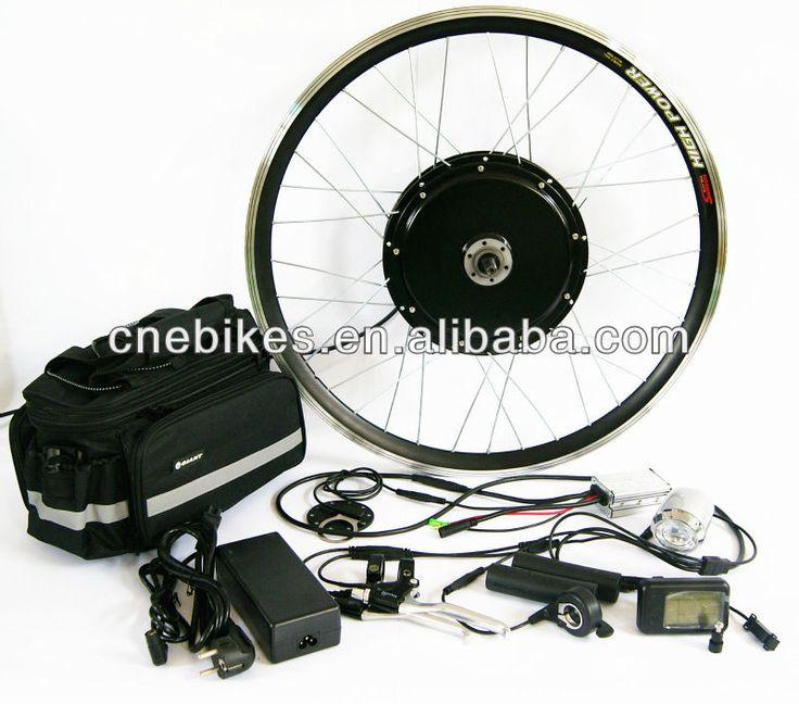 1000w 48v electric bicycle conversion kit electric bike kits $100~$200
