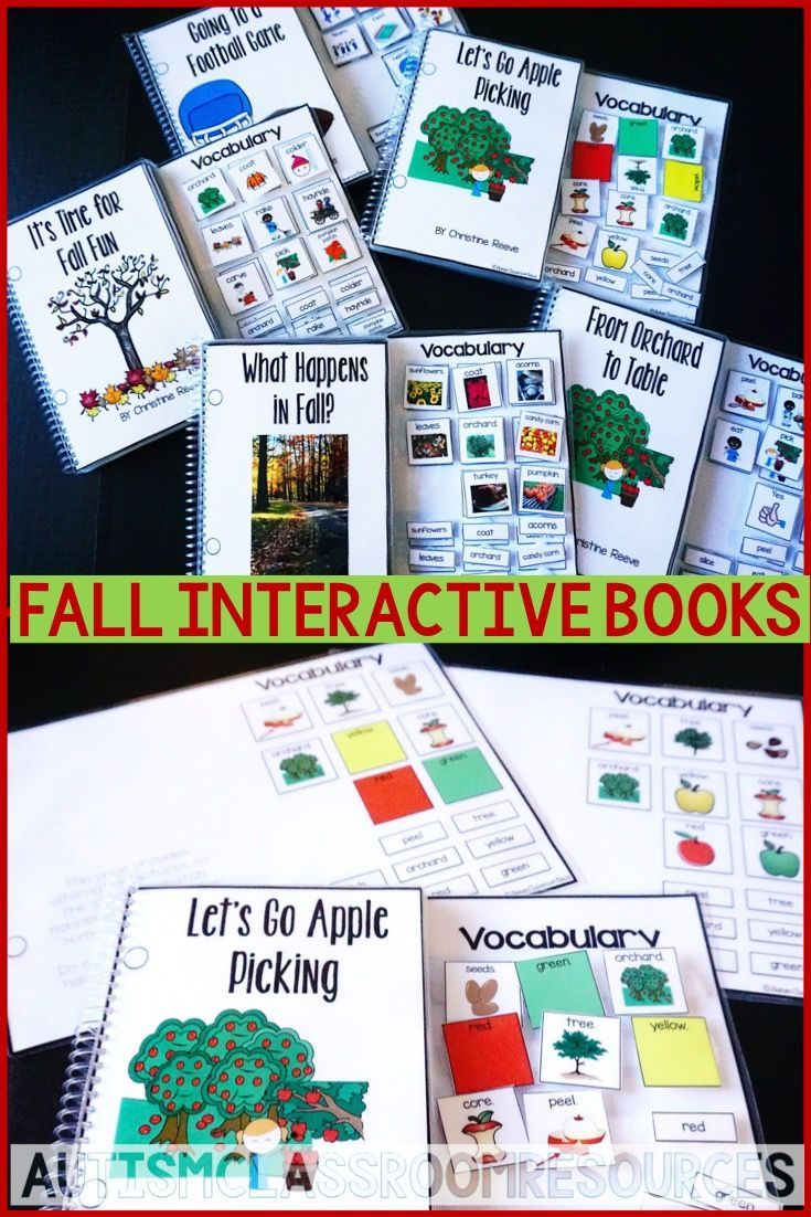 Fall Special Education Activities You Need In Your Classroom With