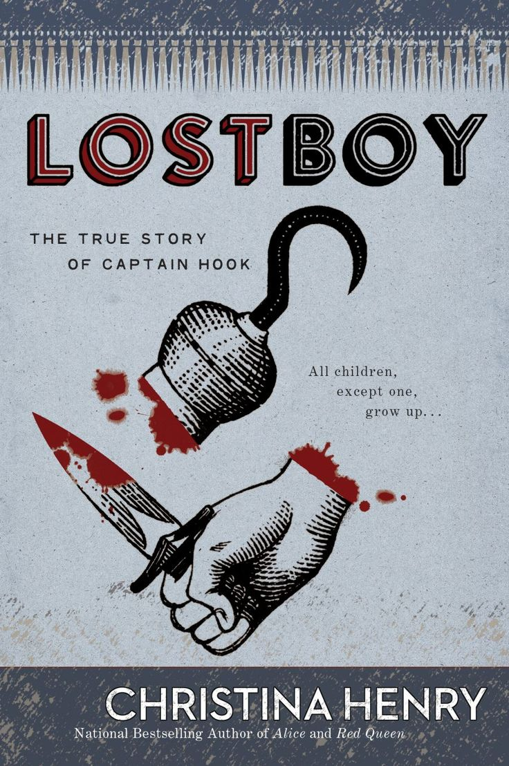 VIDEO: 'Lost Boy: The True Story Of Captain Hook' By Christina Henry
