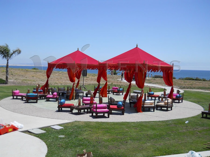 Claim your own stretch of sand with our Beach Chic themed tenting and décor perfect for Beach Weddings and Pool Parties & 11 best Raj Tents: Preferred Vendor images on Pinterest | Indian ...