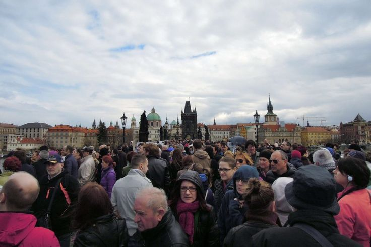 Overtourism Discussion Elicits Denials Spin and Occasionally an Insightful Idea  The Charles Bridge in Prague Czech Republic. The city has become increasingly popular with tourists over the years thanks in part to low-cost flights. sergejf / Flickr  Skift Take: Travel leaders are at least starting to admit there might be a problem with unmanaged mass tourism but many are still in denial about the real reasons it has become such a big issue.   Patrick Whyte  For years few in the travel…