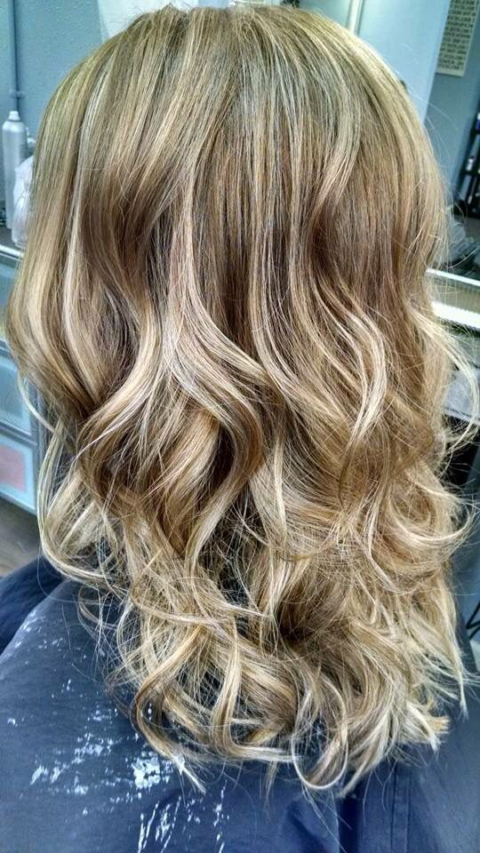 Cool Tone Highlights Amp Lowlights Long Hair Styles Hair