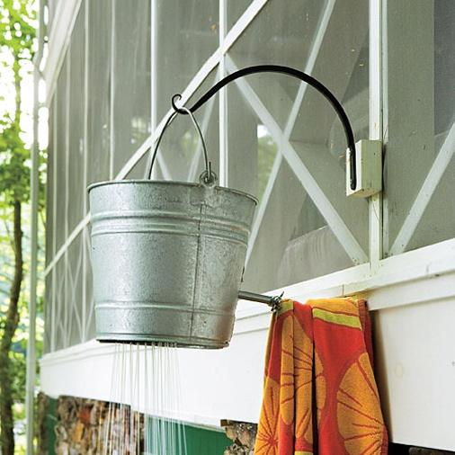 Bucket (shower) Head