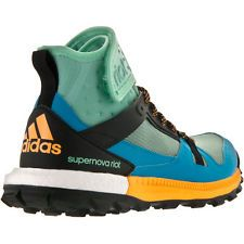 ADIDAS SUPERNOVA RIOT BOOST women hiking trail outdoor ankle boots shoes 10
