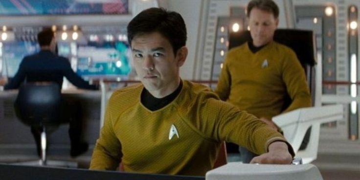 Ο Χικάρου Σούλου είναι ο πρώτος ομοφυλόφιλος χαρακτήρας του Star Trek