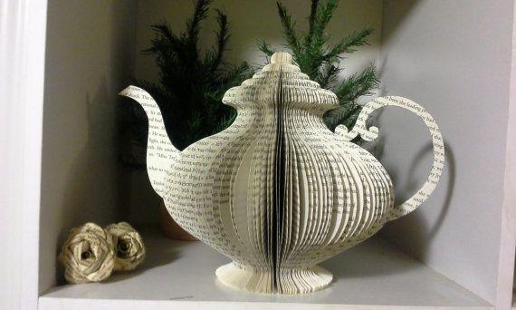 L'art du livre de thé