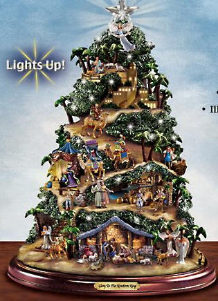 Thomas Kinkade Nativity And Christmas On Pinterest