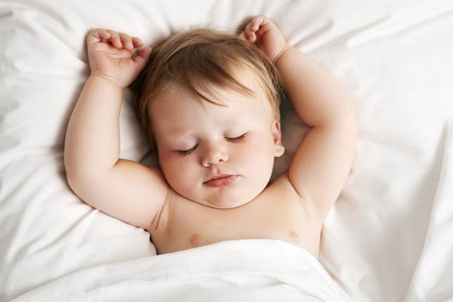 The Alpha Parent: Timeline of Baby and Toddler Sleep