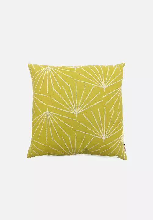 Palmetto Pine Nut Cushion Cover
