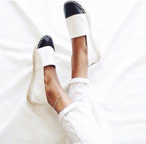 Sugar Ivett: #4 Espadryle czyli najlepsze buty wiosna/lato