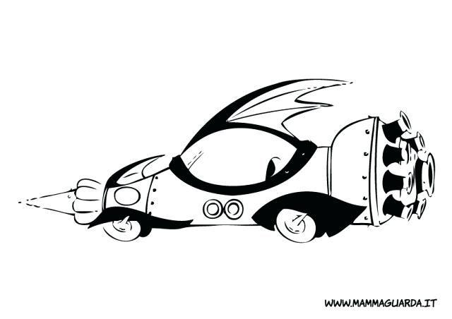 pagine da colorare di auto da corsa auto disegni da