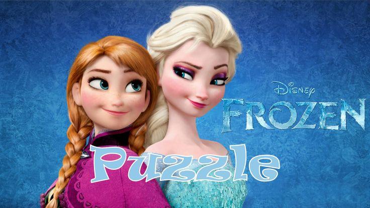 Frozen Puzzle!!!