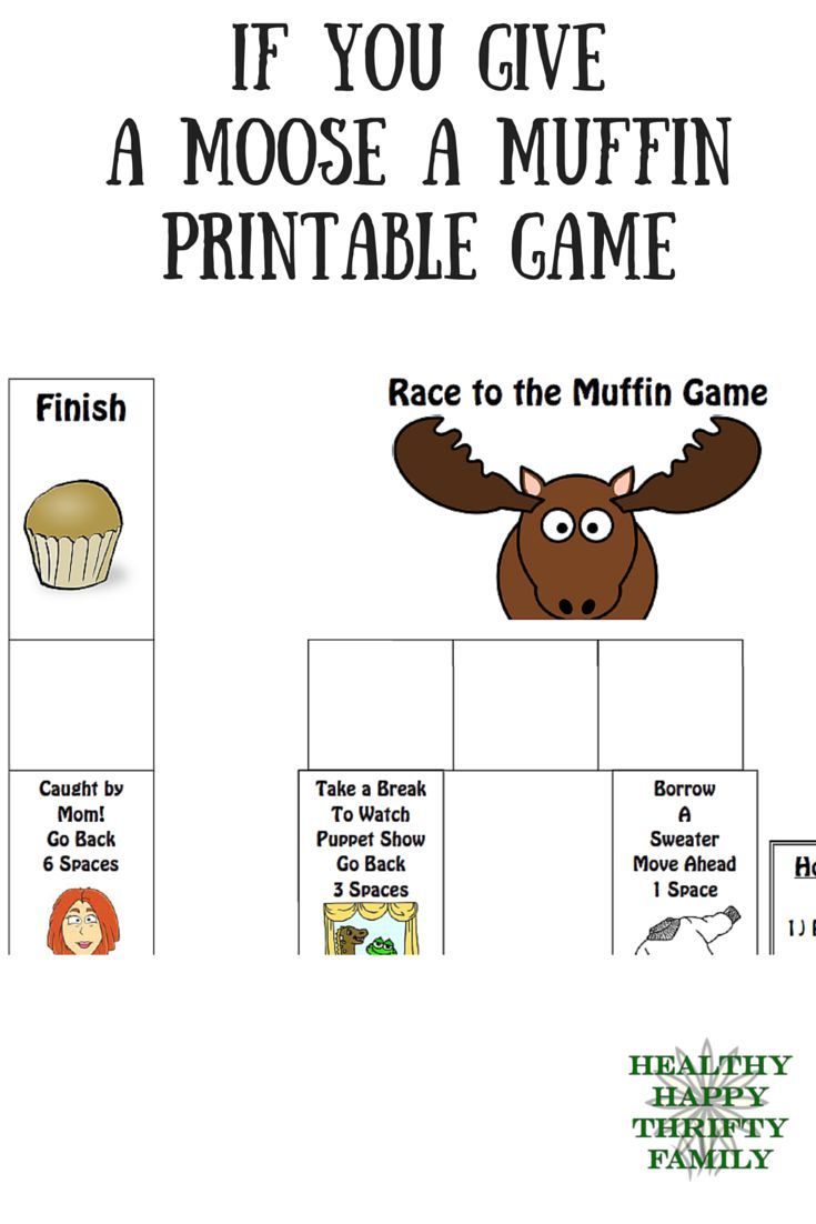 If you give a moose a muffin game (scheduled via http://www.tailwindapp.com?utm_source=pinterest&utm_medium=twpin&utm_content=post56435800&utm_campaign=scheduler_attribution)