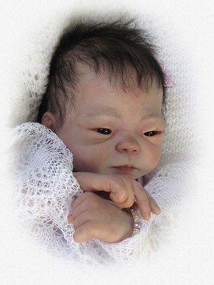 Reborn Doll Kit Including Kameko Tasha Edenholm 19