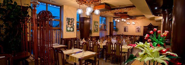 Irisa Bucuresti - Brandul Irisa inseamna si o bucatarie savuroasa. Meniul, apreciat in special pentru preparatele autohtone, cuprinde si retete din bucataria internationala. Zona de restaurant inseamna un salon cochet,…