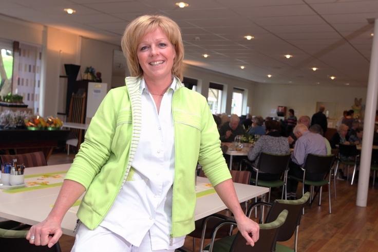 Joyce Peeters, eerst verantwoordelijk verzorgende bij Careyn
