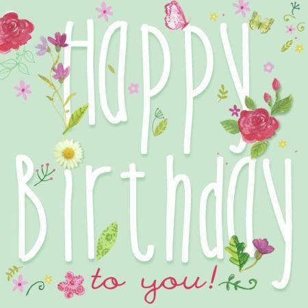 Amanda Hillier - Birthday Typo