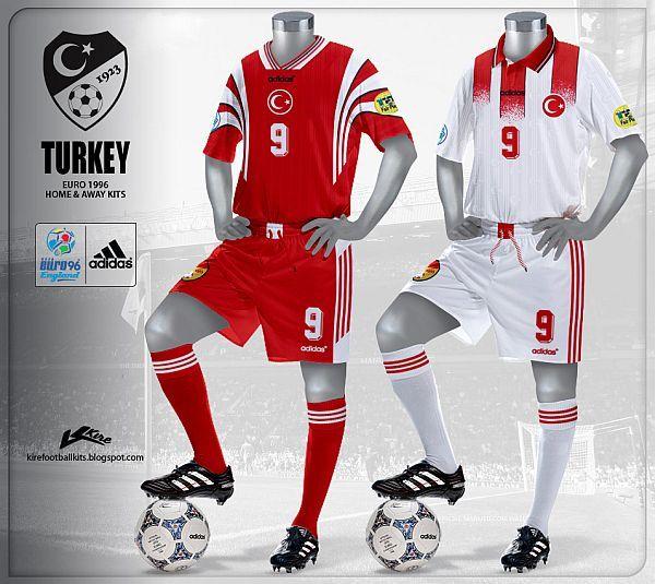 Turquia - Euro 1996