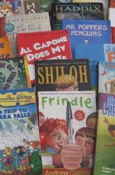 Fifth Grade Literary Analysis Activities: 100 Books Project- Whole class book review