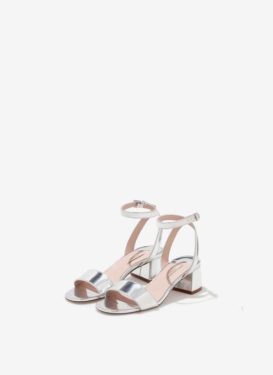 Calzado de mujer Edición Limitada de Uterqüe de SS 2016: zapatillas, sandalias, alpargatas, botines, mocasines, bambas, cuñas y bailarinas. Colección única.