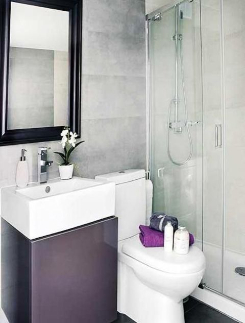Best 25 ba os muy peque os ideas on pinterest ba o muy for Banos pequenos bien aprovechados