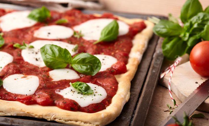 Grundrezept Pizzateig Rezept | Dr. Oetker