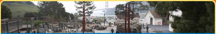 Lookout Cove | Bay Area Discovery Museum #sf