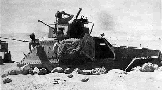 South Africa's Marmon-Herrington Armored Car Mark II This Day in History:  Oct 23, 1942: Second Battle of El Alamein Starts http://dingeengoete.blogspot.com/