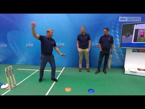 Shane Warne & Andrew Flintoff Coaching Masterclass - Cricket Tips - (More info on: https://1-W-W.COM/Bowling/shane-warne-andrew-flintoff-coaching-masterclass-cricket-tips/)