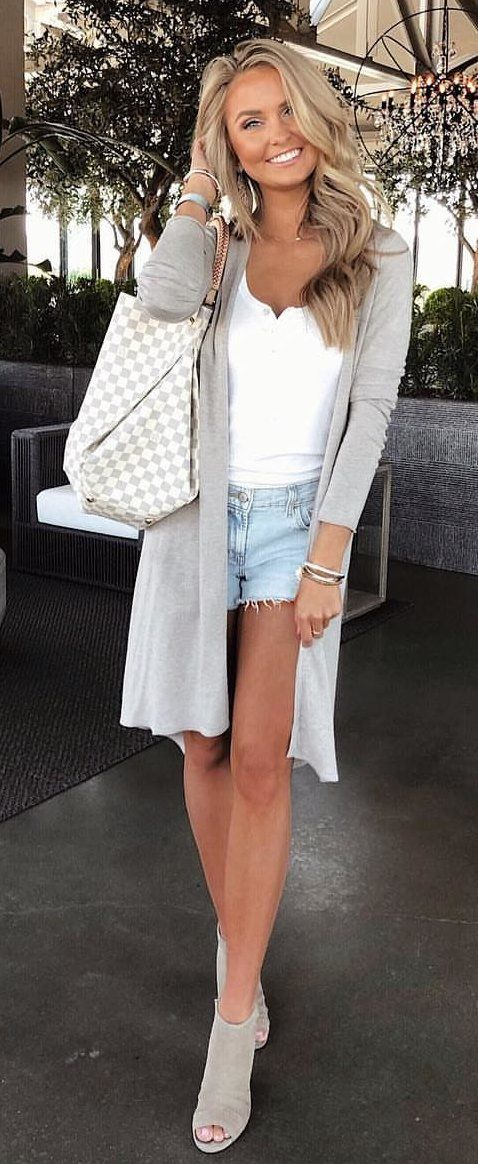 30+ Pretty Summer Outfits To Wear ASAP 14