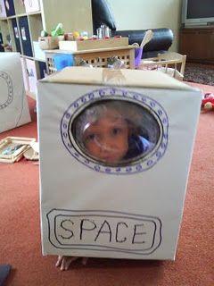 more space theme ideas!