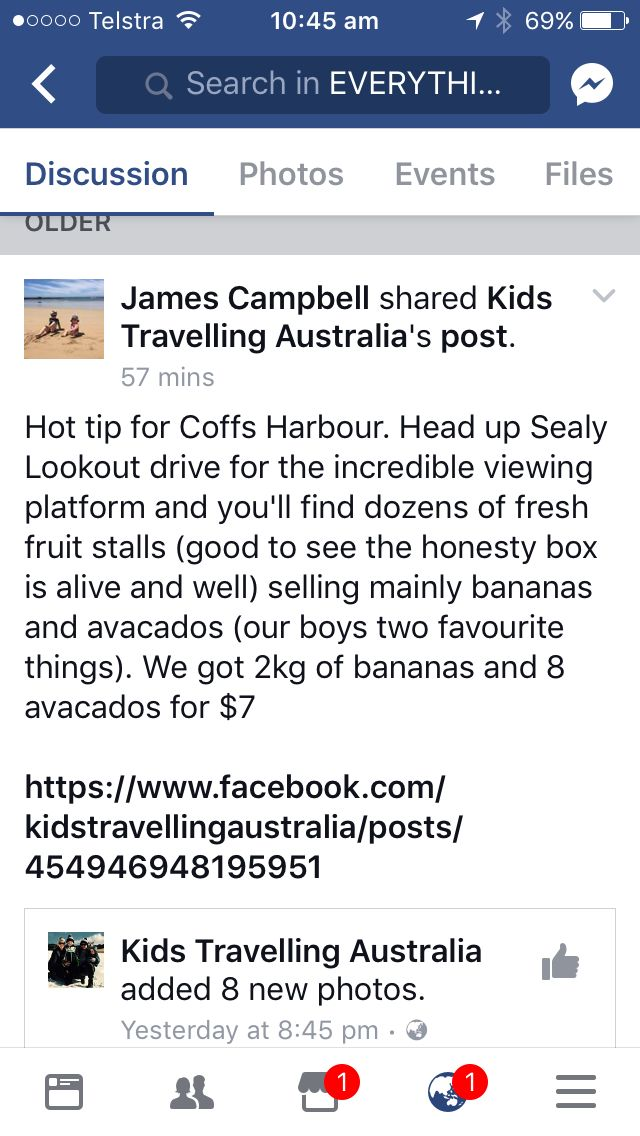 Coffs Harbour 1/1
