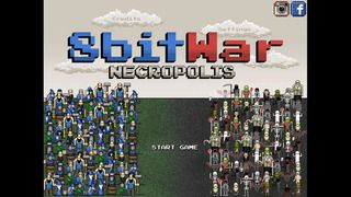 SAVE $1.99: 8bitWar: Necropolis gone Free in the Apple App Store. #iOS #iPhone #iPad  #Mac #Apple